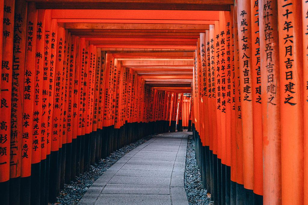 Kyoto Tori Gates